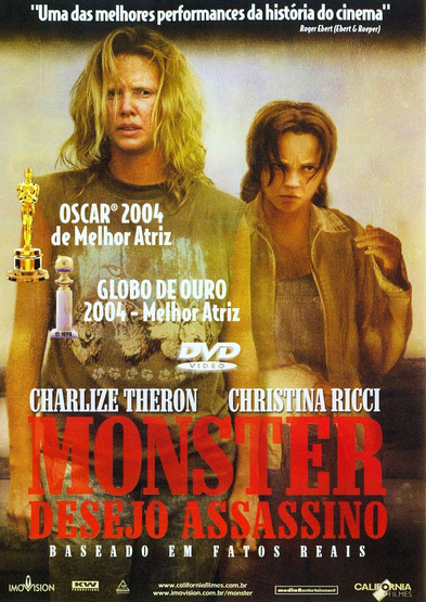 Filme Monster Desejo Assassino Dublado AVI DVDRip