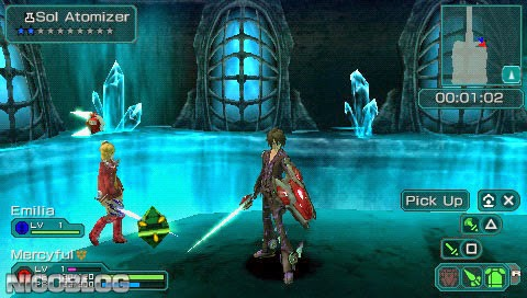 phantasy star portable 2 download iso