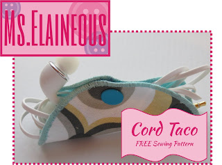 http://mselaineousteachessewing.blogspot.com/2015/07/cord-taco-free-sewing-pattern.html