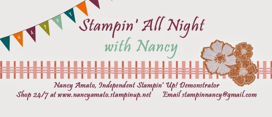Stampin' All Night