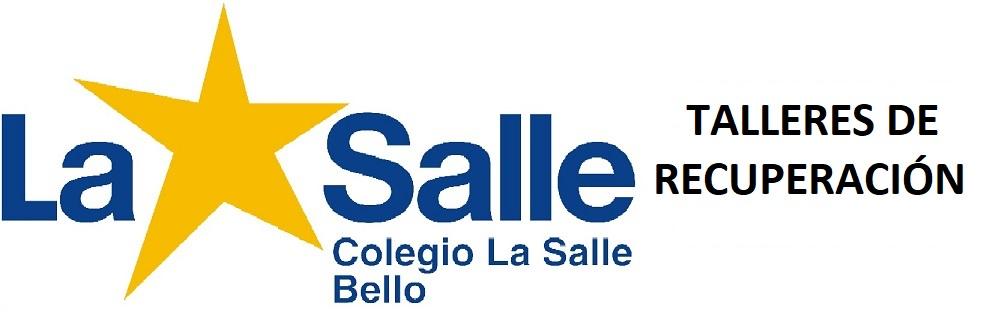 Recuperaciones Salle Bello