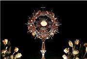 Wieczysta Adoracja Chrystusa Króla W  Najświętszym Sakramencie