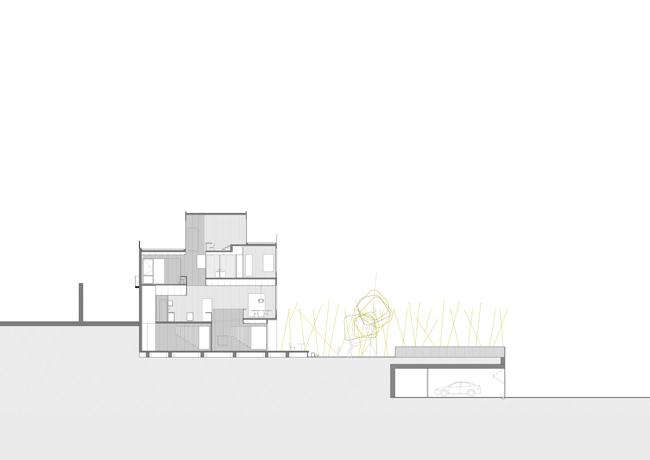 Josep ferrando casa en sant cugat hic arquitectura - Arquitectura sant cugat ...