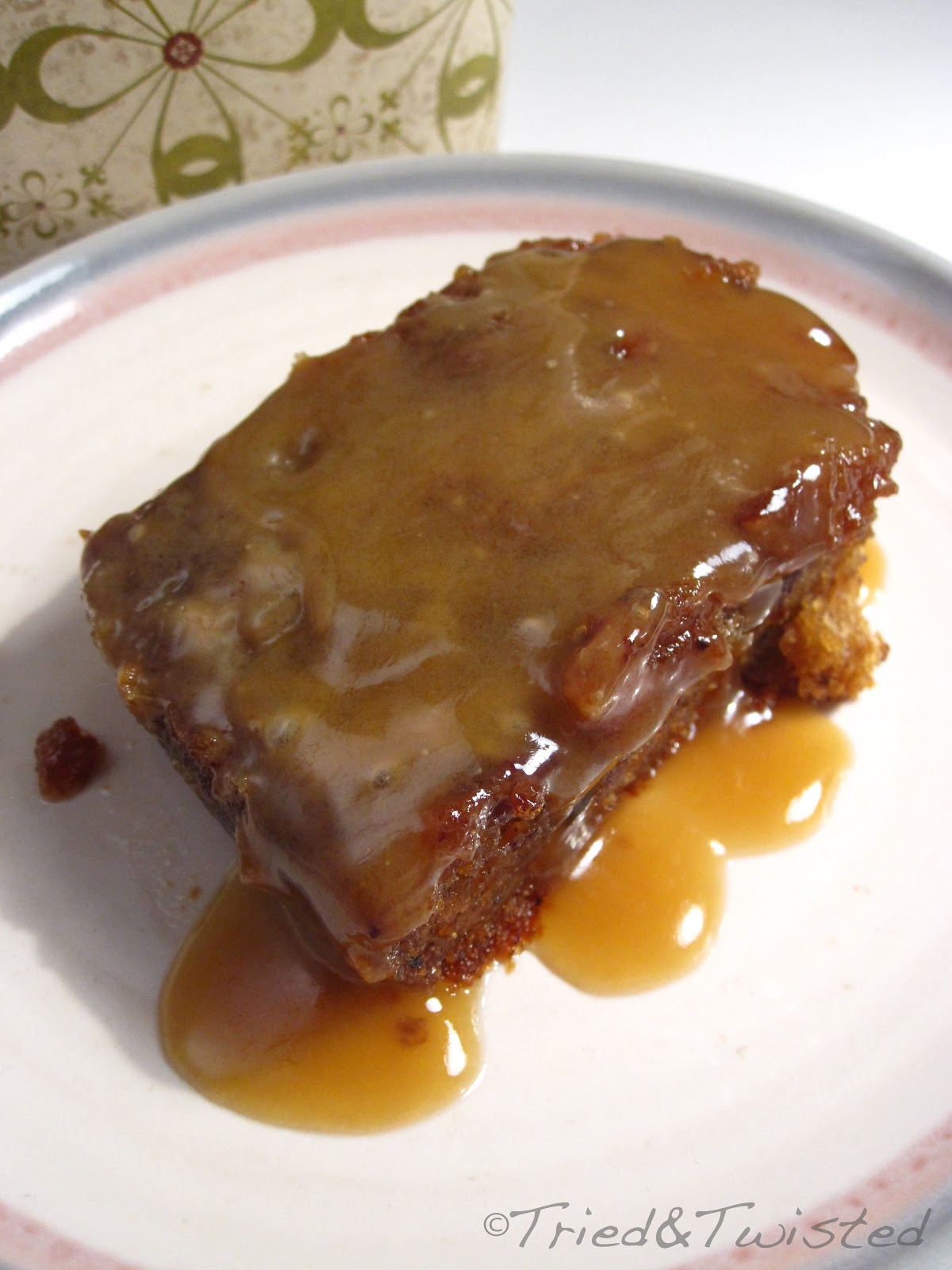 Tried and Twisted: Sticky Toffee Pudding