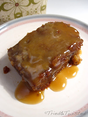 Sticky Toffee Pudding: Tried&Twisted