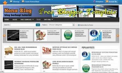 Cara Gampang Blog