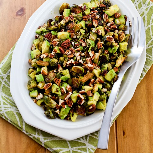 Green Kitchen Recipes: Ten Favorite Low-Carb Green Vegetable Recipes