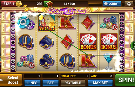 Slot Machines by IGG