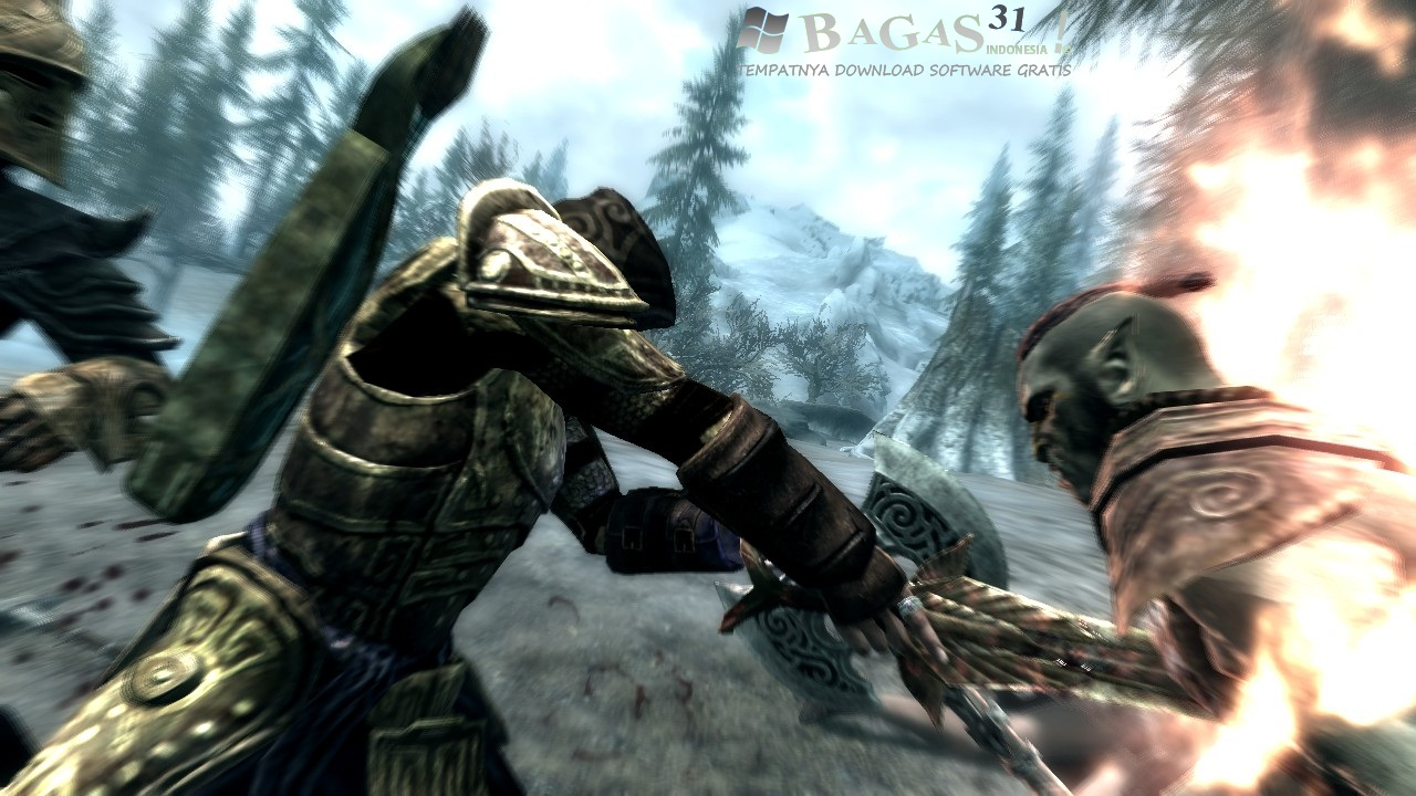 The Elder Scrolls V : Skyrim Full Crack