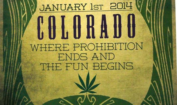 Legalização da maconha no Colorado