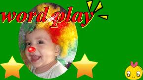 WORD PLAY (fazendo sua criança mais feliz)