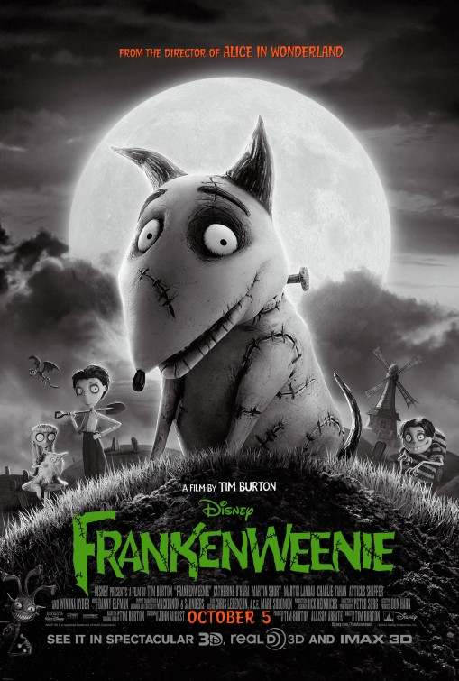 Malditas Criticas de Cine: octubre 2012