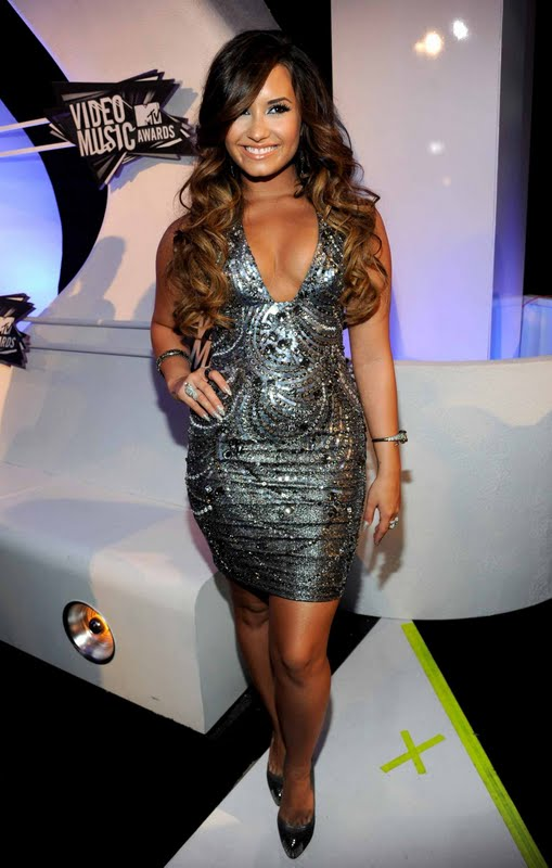 Demi Lovato at 2011 MTV Video Music Awards