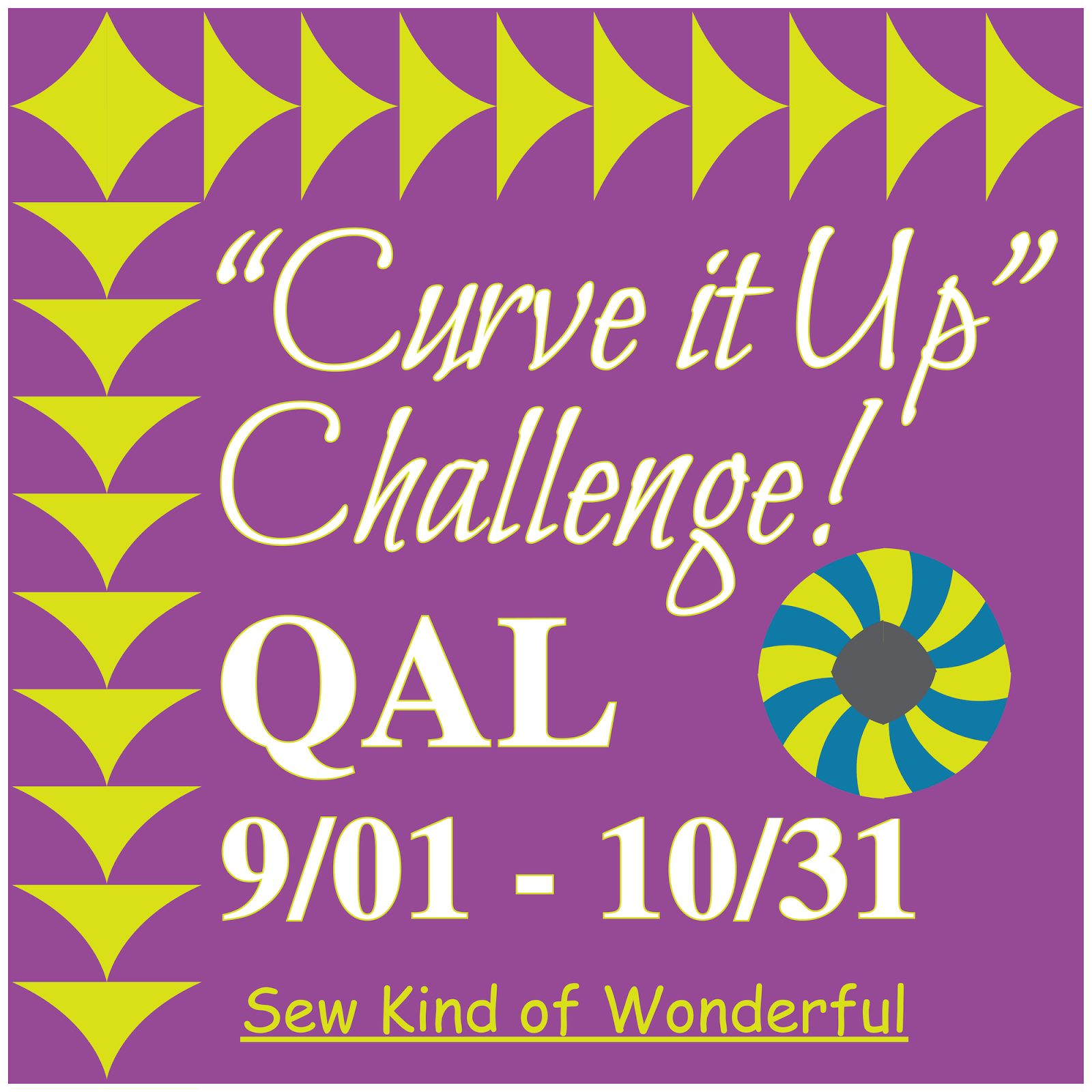 Curve it Up Challenge QAL!