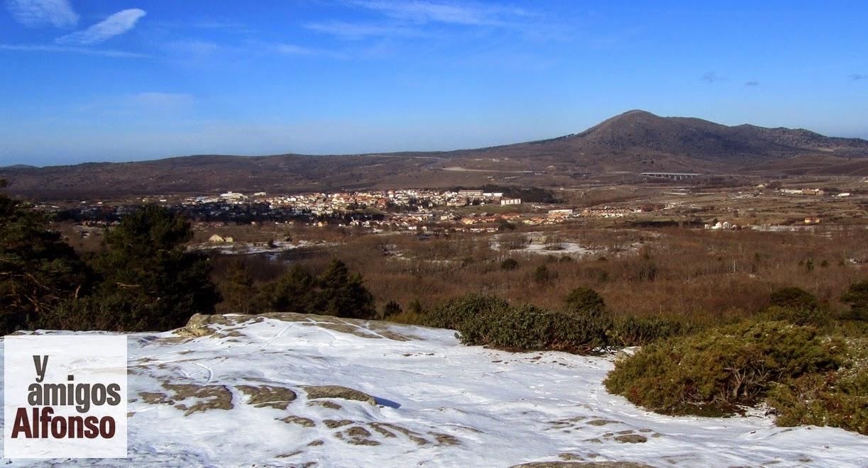 Aviso de fuertes nevadas - Alfonsoyamigos