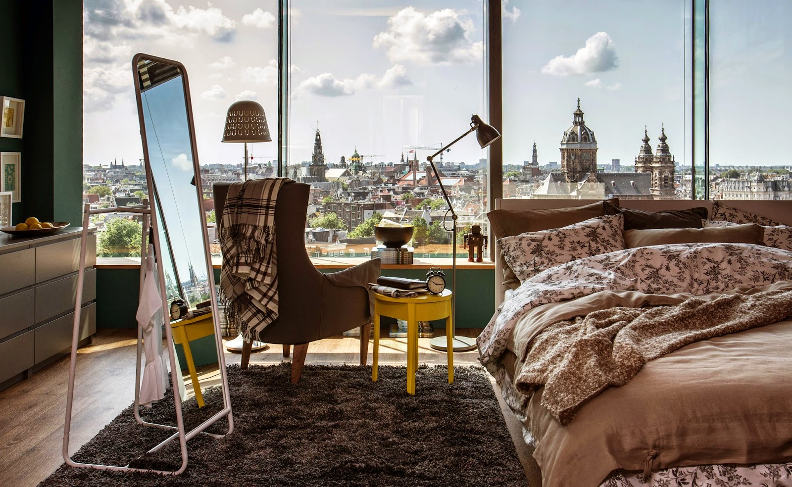 Funky friday blog: ikea catalogus 2015 zet slaap  en badkamer in ...