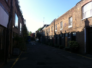 Doughty Mews, London WC1