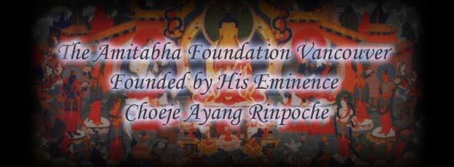 Amitabha Foundation Vancouver