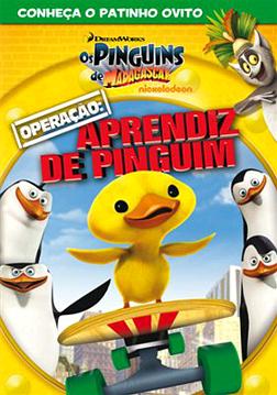 Os Pinguins de Madagascar – Operação: Aprendiz de Pinguim DVDRip XviD & RMVB Dublado