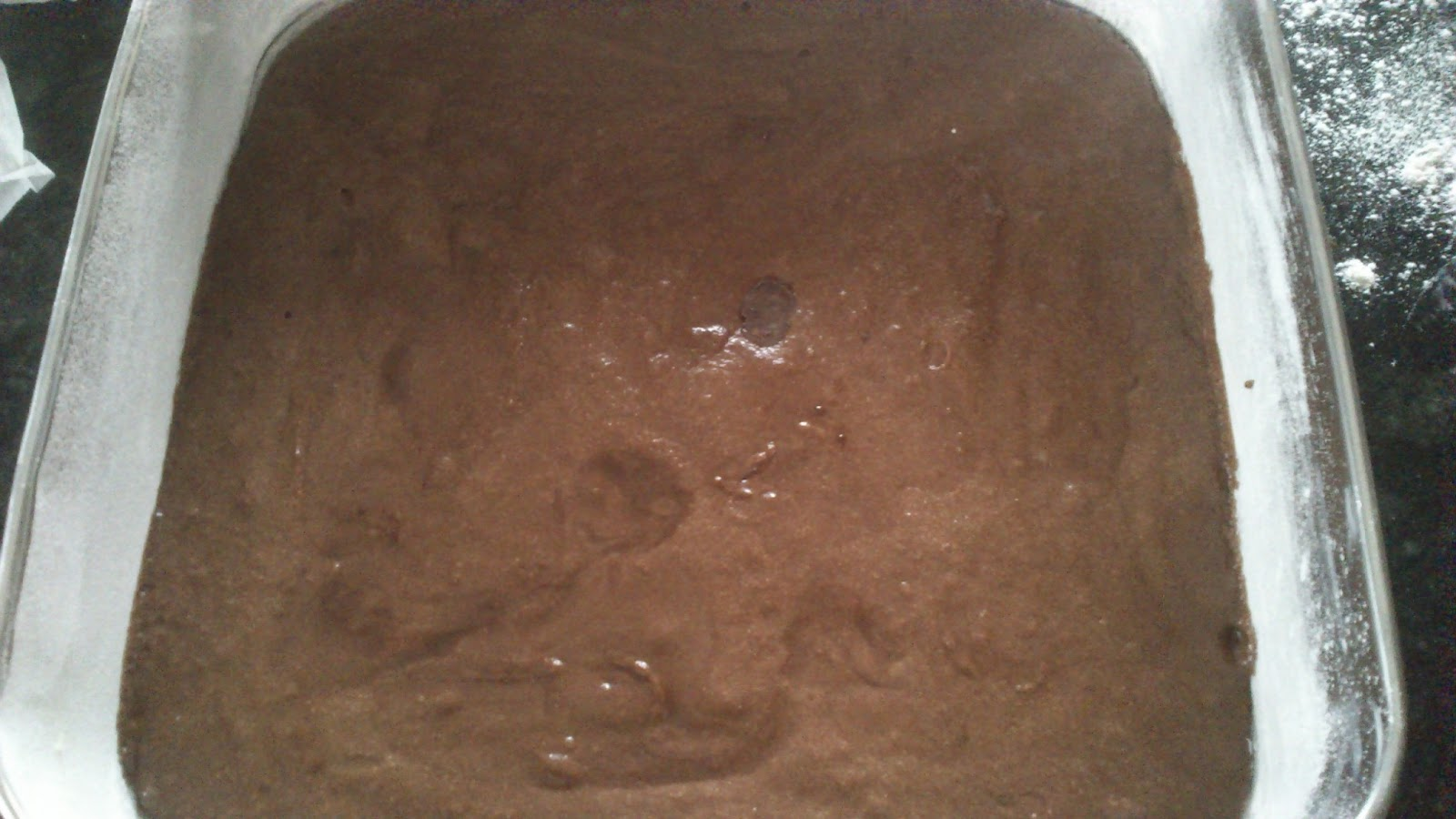 Bizcocho de Chocolate Express e Impress...ionante!!