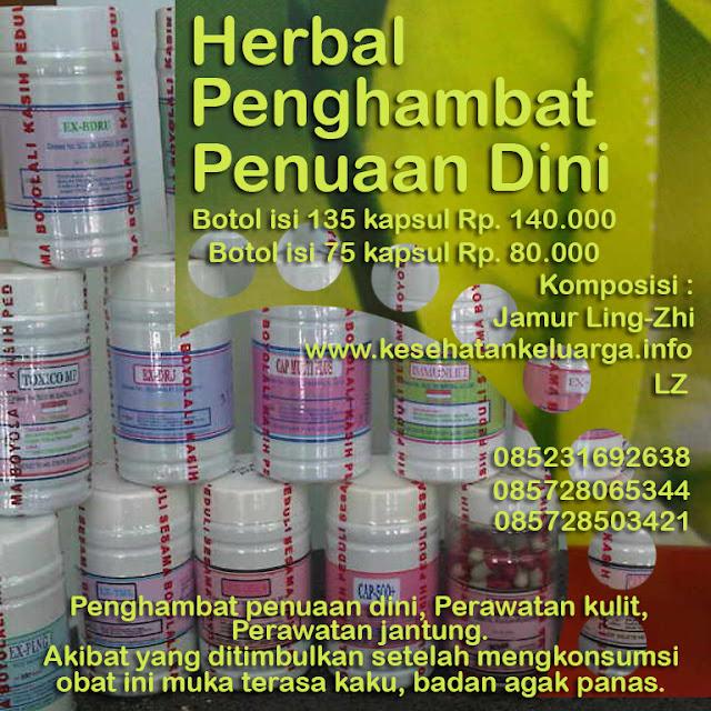Herbal penuaan dini 085231692638 atau 085728065344 atau 085728503421 L-Z keluargasehat