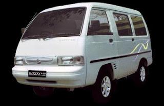 suzuki real van carry putih kudus kendal blora pati