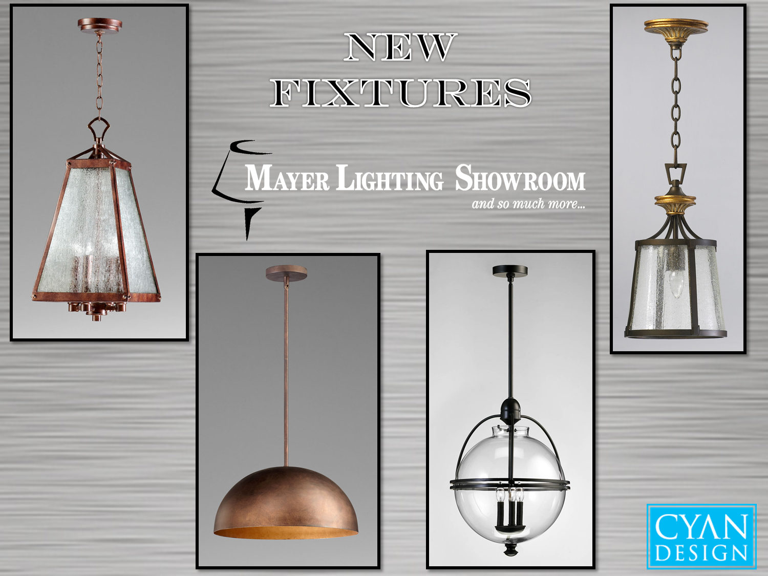 In January Two of our ladies attended the International Lighting Market in Dallas. While at market they purchased some great new fixtures to sell in our ... & Mayer Lighting Showroom: NEW FIXTURES @ MAYER LIGHTING SHOWROOM azcodes.com