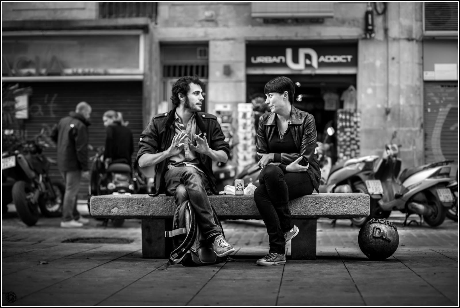 Barcelona, Born: Sin palabras