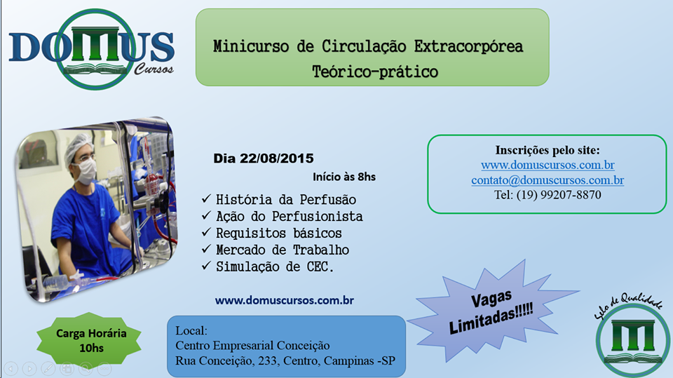 Minicursos Domus