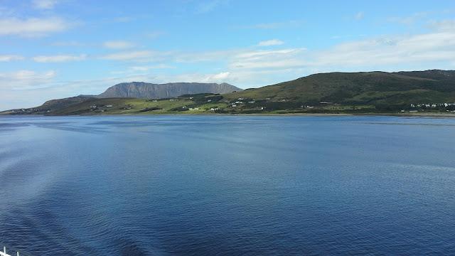 Viaggio ad Ullapool Scozia
