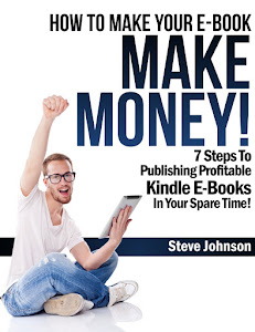 How To Make Your E-Book Make Money!