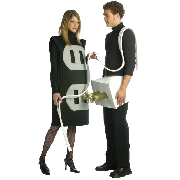 Sexual halloween costume