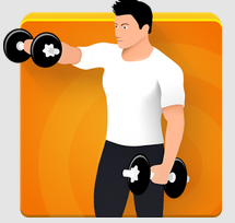 Aplikasi Kesehatan Android Virtuagym Fitness Home & Gym