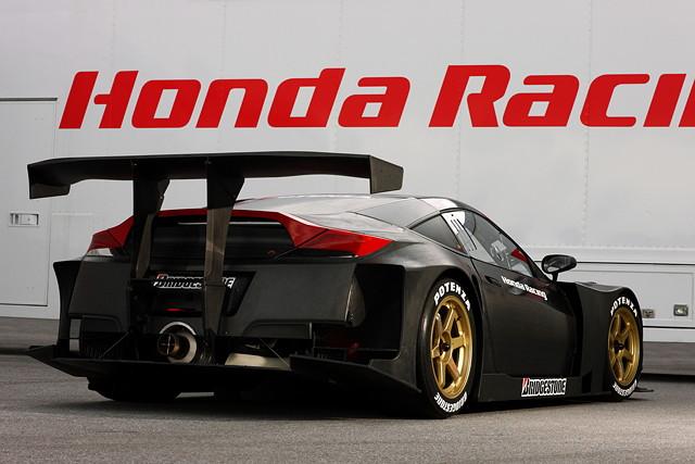 Honda HSV-010 GT, wyścigi, racing, Super GT, V8