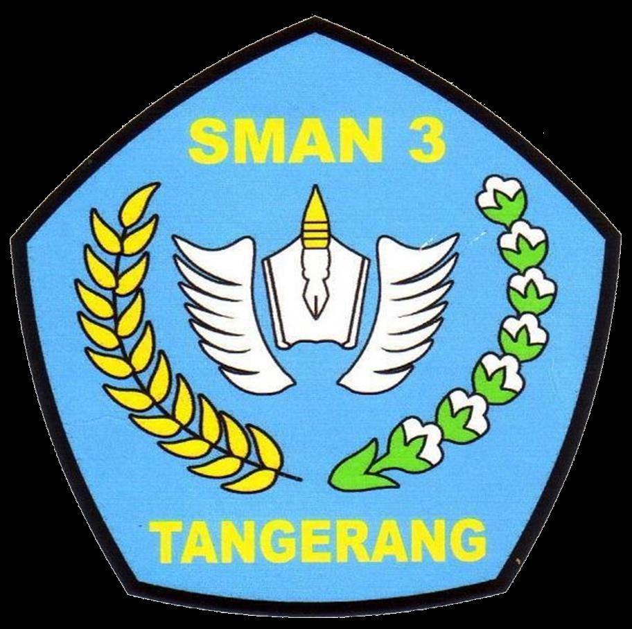 Logo SMA Negeri 3 Kota Tangerang