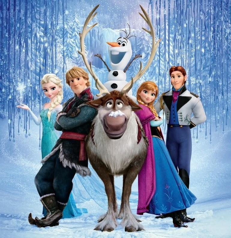 Rianti Anugrah: Lirik Lagu Ost Disney Frozen, Idina Menzel - Let It Go