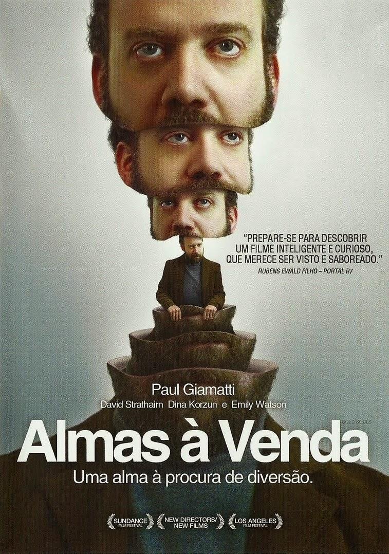 Almas à Venda – Dublado (2009)