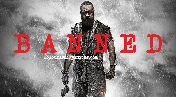 Noah movie banned in Malaysia