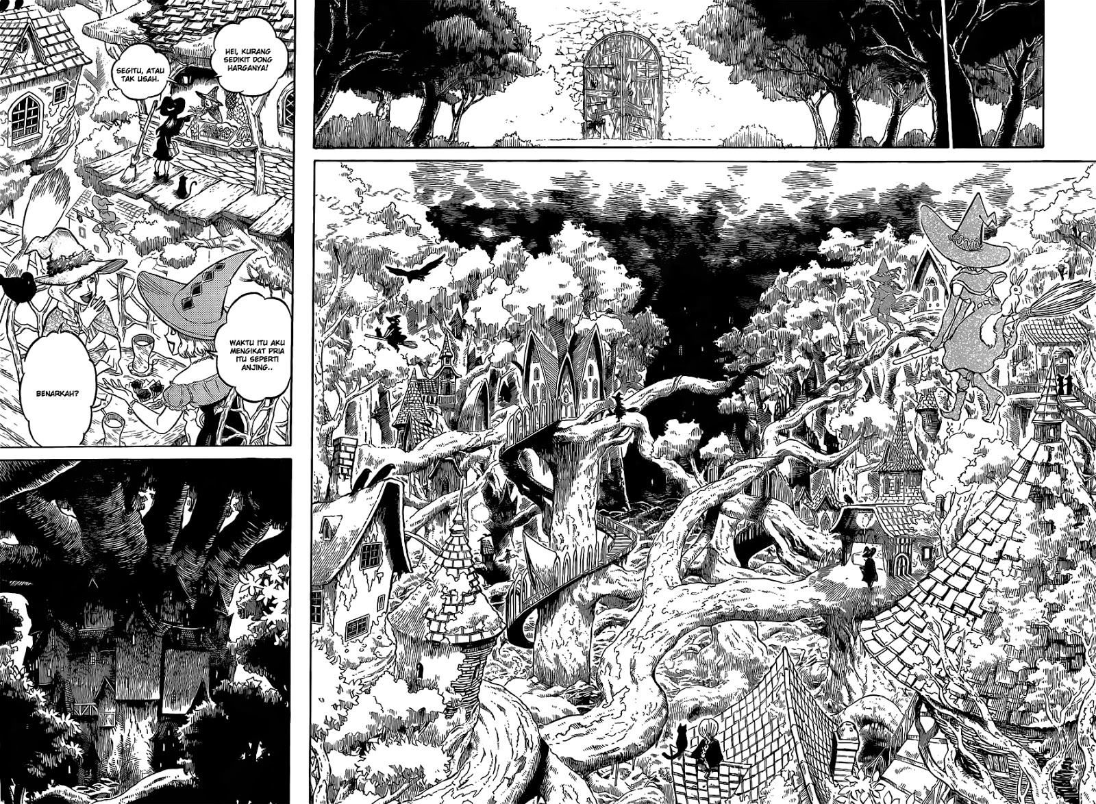 Black Clover Chapter 82-12