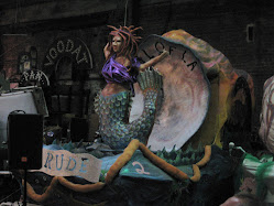 Mardi Gras in Storage