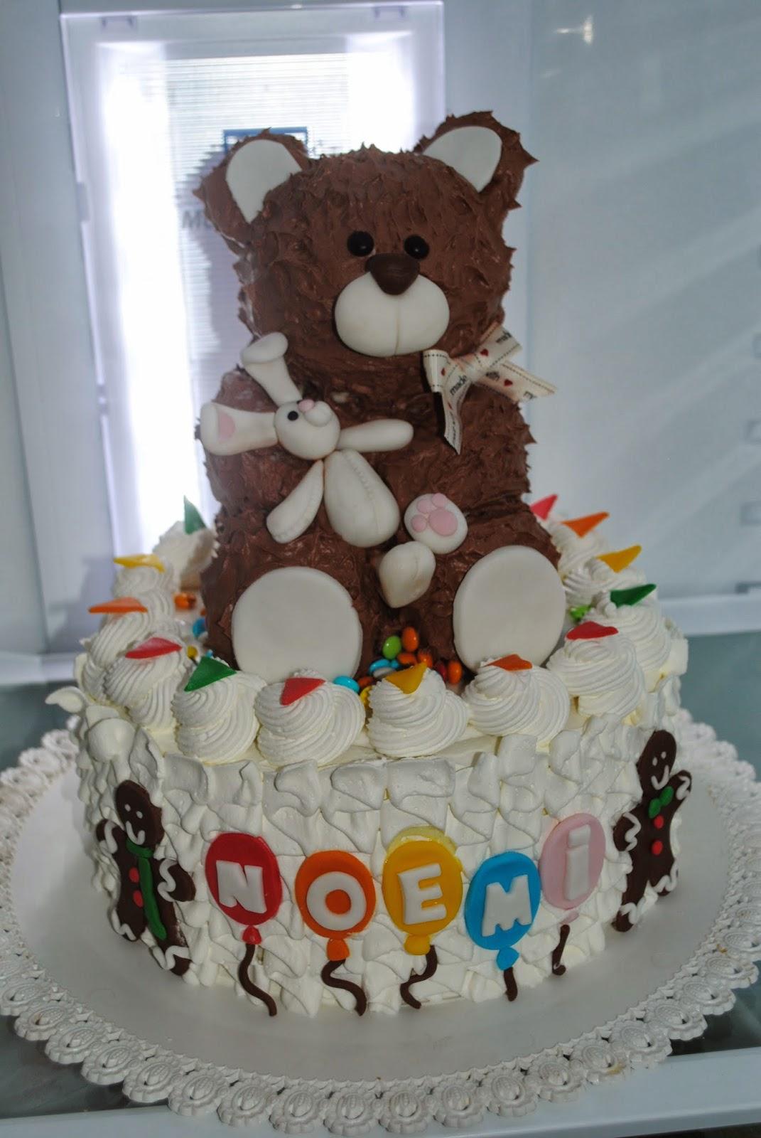 Ricetta per torta orsetto