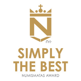 O blog Colecionismos foi agraciado com o 3º Prémio no concurso Simply the Best do Fórum Numismatas:
