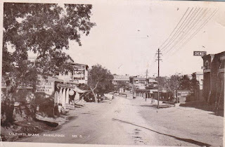 1940s: A View of Lalkurti Bazar