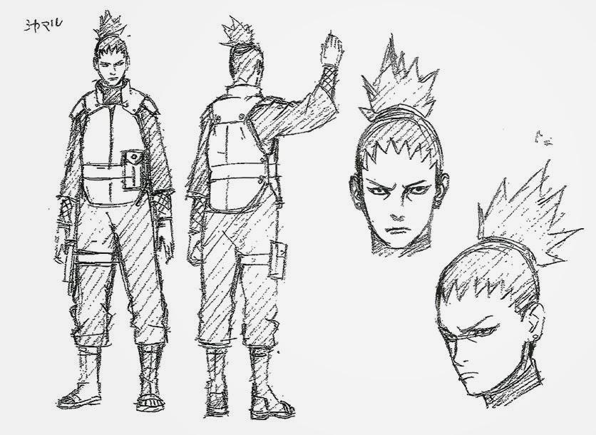 [News e Opiniões] Naruto - The Last Movie Shikamaru