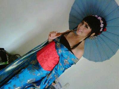foto hot momo geisha