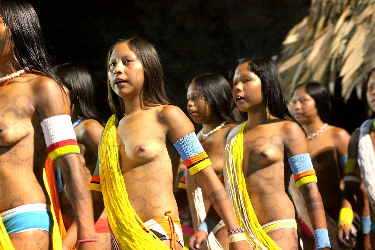 Sexy nude indigenous amazon women photos nsfw clips