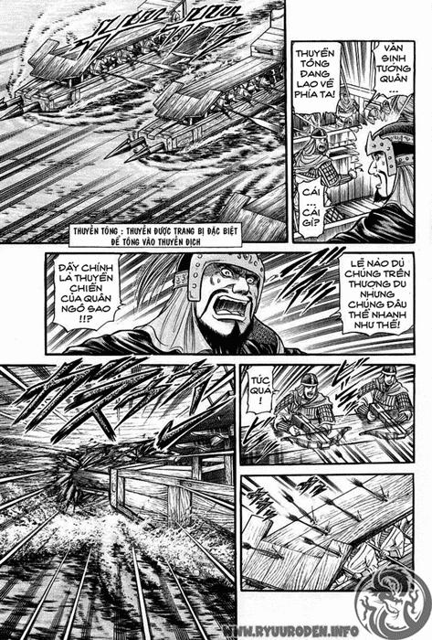 Chú Bé Rồng - Ryuuroden chap 38 - Trang 45