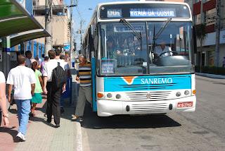 Horários de ônibus em Vila Velha