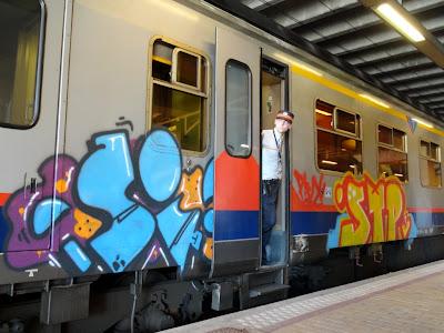Si graffiti