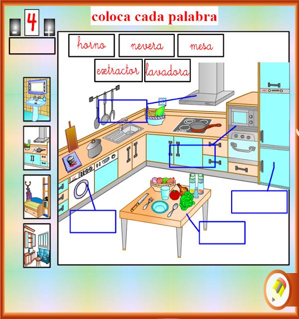 Imagenes de casas con sus partes en ingles - Imagui